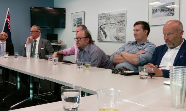 Australian Cyber Delegation to Israel